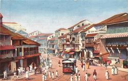 PYDOWNIE STREET