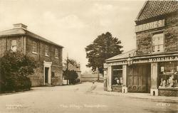 THE VILLAGE  shops right