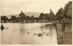 PUBLIC BOATING POND