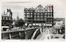 PARADE GARDENS AND EMPIRE HOTEL