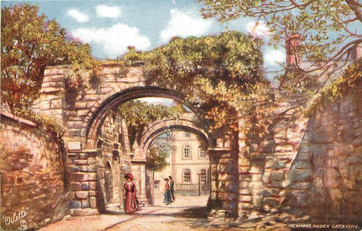 THE ABBEY GATEWAY