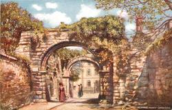 THE ABBEY GATEWAY