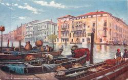 GRAND CANAL FROM FISHMARKET