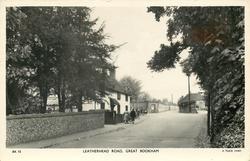 LEATHERHEAD ROAD, GREAT BOOKHAM