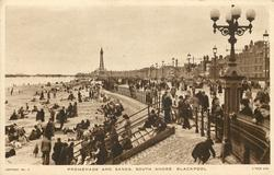 PROMENADE AND SANDS, SOUTH SHORE
