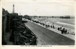 NORTH PIER AND LOWER PROMENADE