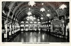 EMPRESS BALLROOM, WINTER GARDENS