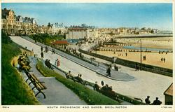 SOUTH PROMENADE AND SANDS