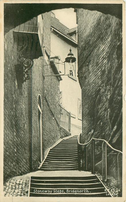 STONEWAY STEPS