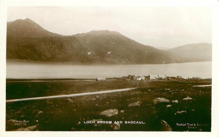 LOCH BROON AND BADCAUL
