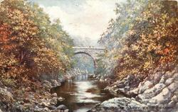 BRIDGE OF GARRY, KILLIECRANKIE