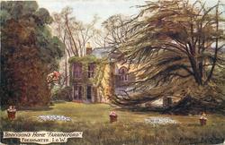 "TENNYSON'S HOME ""FARRINGFORD"" FRESHWATER, I.O.W."