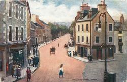 BUCCLEUGH STREET