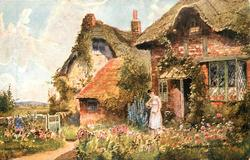 A HAMPSHIRE COTTAGE