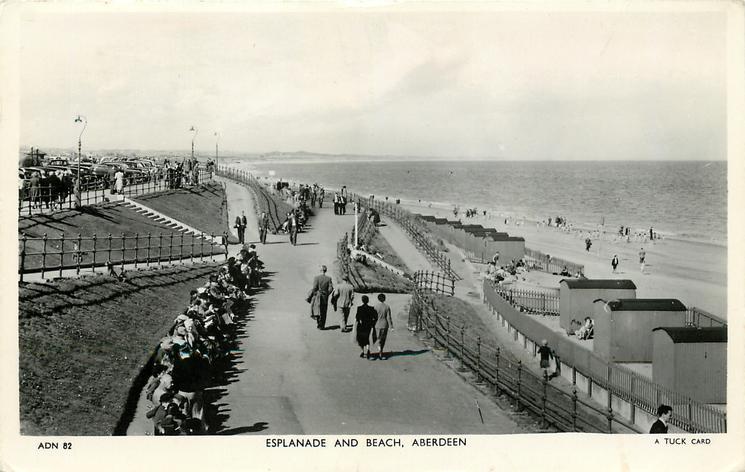 ESPLANADE AND BEACH