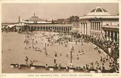 OPEN AIR SWIMMING POOL, SOUTH SHORE