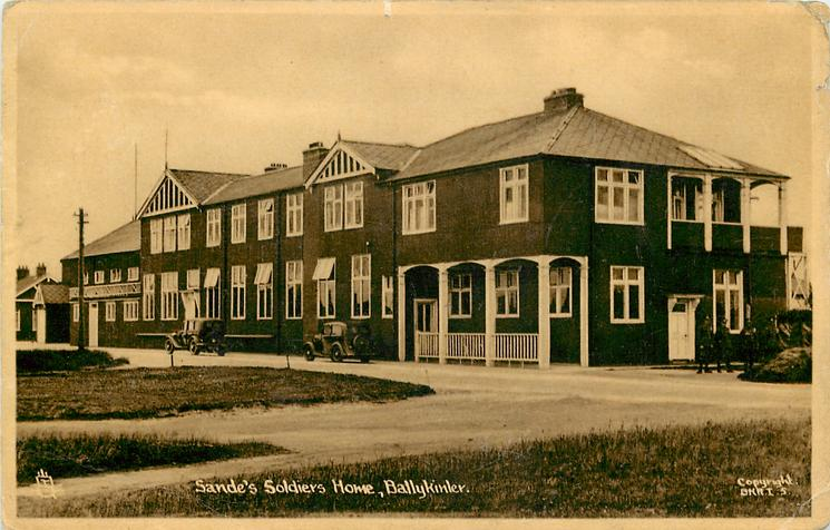SANDE'S SOLDIERS HOME