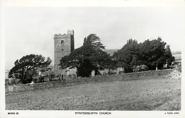 MYNYDDISLWYN CHURCH