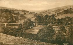 THE DERWENT VALLEY FROM