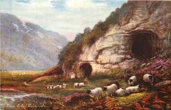 THE DOVE-HOLES, DOVEDALE