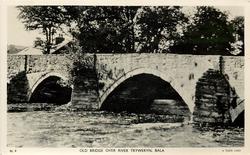 OLD BRIDGE OVER RIVER TRYWERYN