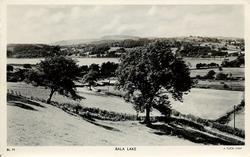 BALA LAKE  very distant