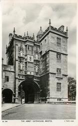 THE ABBEY GATEHOUSE