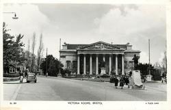 VICTORIA ROOMS