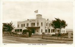 LOCH LOMOND HOTEL