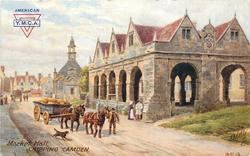 MARKET HALL, CHIPPING CAMDEN