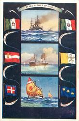 FLAGS & SHIPS OF ITALY