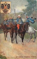 12TH AUSTRO-HUNGARIAN HUSSARS