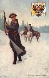 27TH RUSSIAN DRAGOONS