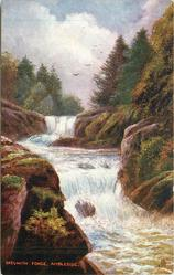 SKELWITH FORCE, AMBLESIDE