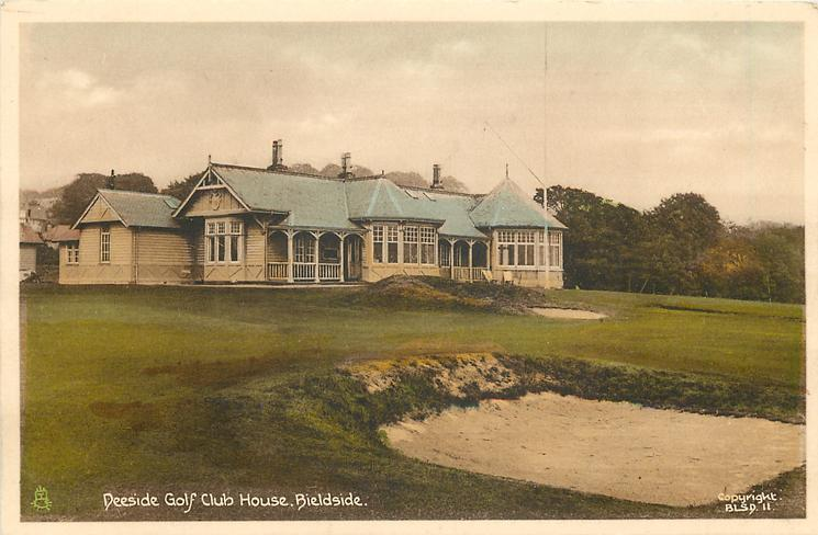 DEESIDE GOLF CLUB HOUSE