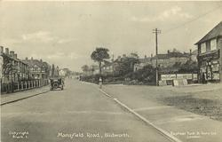 MANSFIELD ROAD