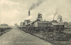 BELLE VUE LANE  colliery