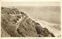 ZIG ZAG PATH, EAST CLIFF