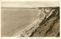 WESTBOURNE FROM WEST CLIFF