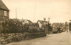 THE SCHOOL, TOWN STREET