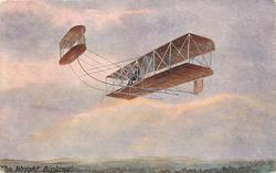 THE WRIGHT BIPLANE