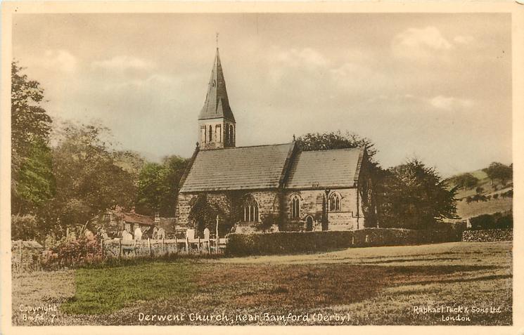 DERWENT CHURCH, NEAR