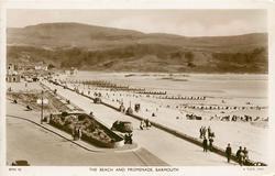 THE BEACH & PROMENADE
