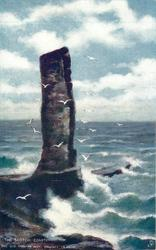 THE OLD MAN OF HOY, ORKNEY ISLANDS