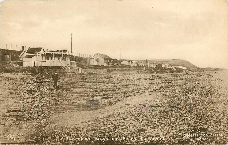 THE BUNGALOWS, BRAYSTONES BEACH