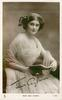 MISS JEAN AYLWIN  sitting holding book, facing partly right, looking front
