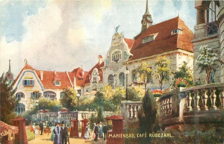 CAFE RUBEZAHL