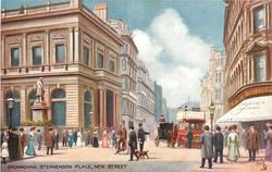 STEPHENSON PLACE, NEW STREET