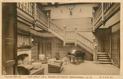 THE GREAT HALL, ROSECLIFF COURT
