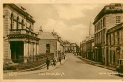 LOW STREET, angled to the right